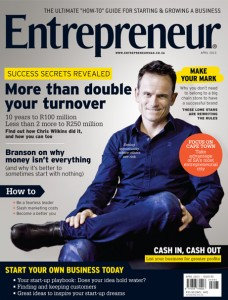 13 April cover
